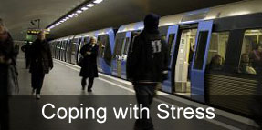 Coping with Stress advert